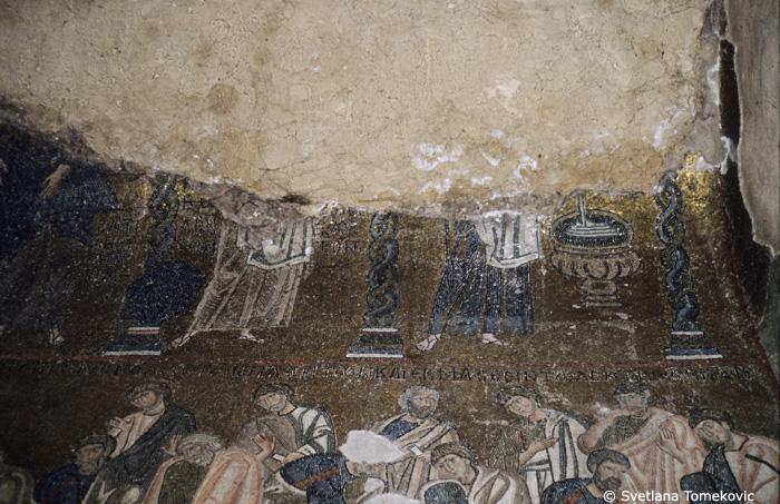 Mosaic,fragment