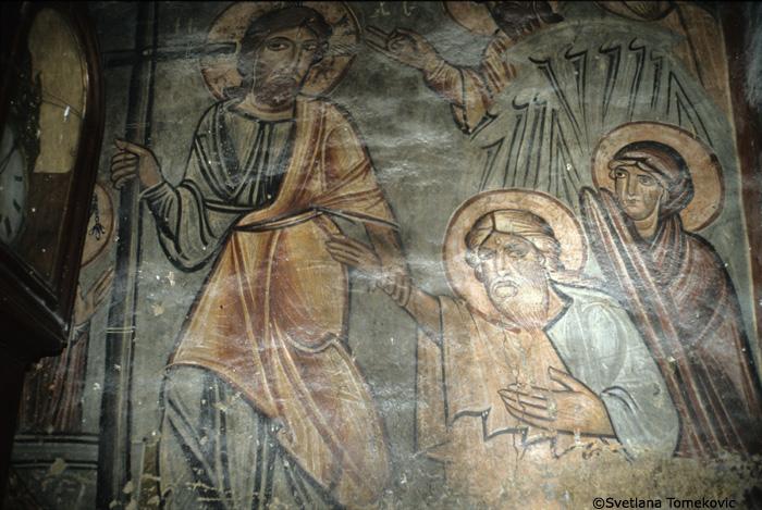 Fresco, Anastasis