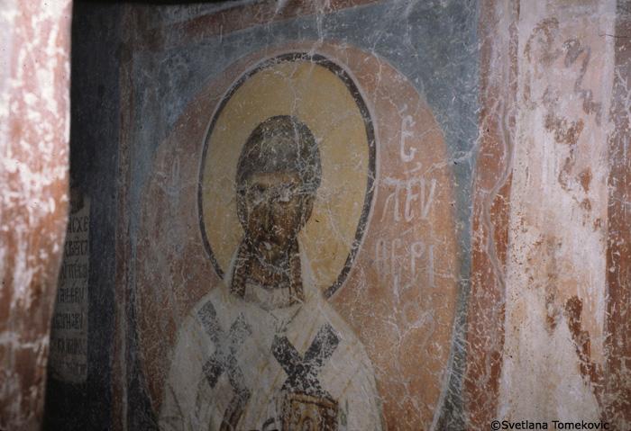 Fresco, North Chapel