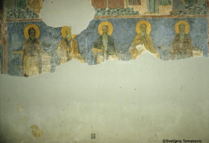 Fresco, wall