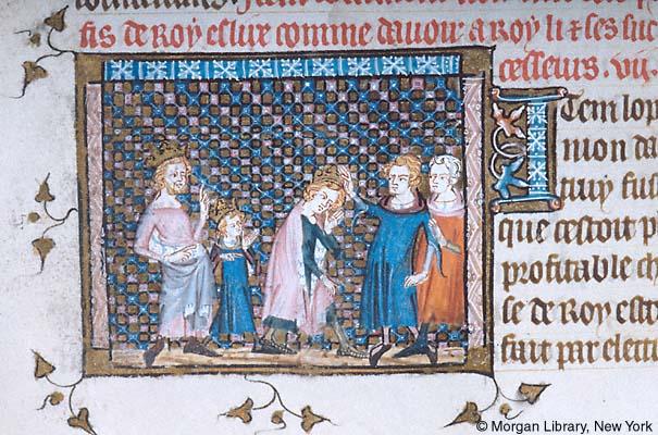 Image result for Medieval manuscript elections